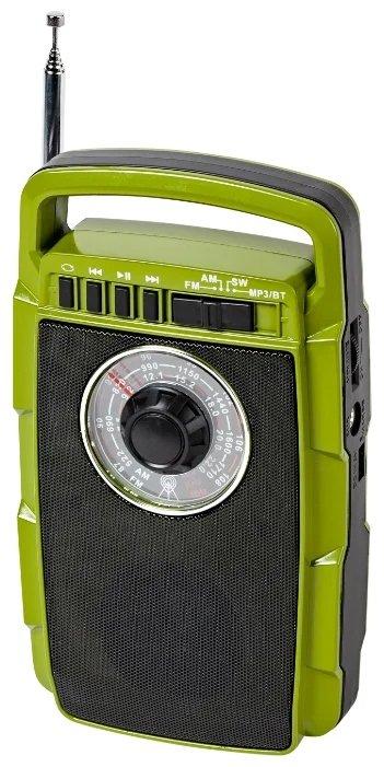 Радиоприемник MAX MR-322 Зеленый радиоприемник max mr 310t 30008