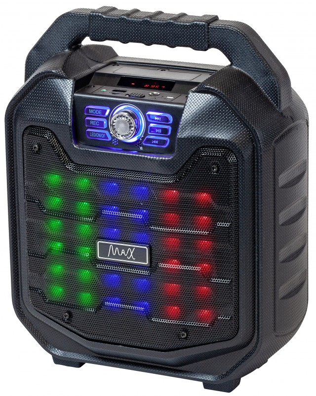 Радиоприемник MAX MR-380 радиоприемник max mr 310t 30008