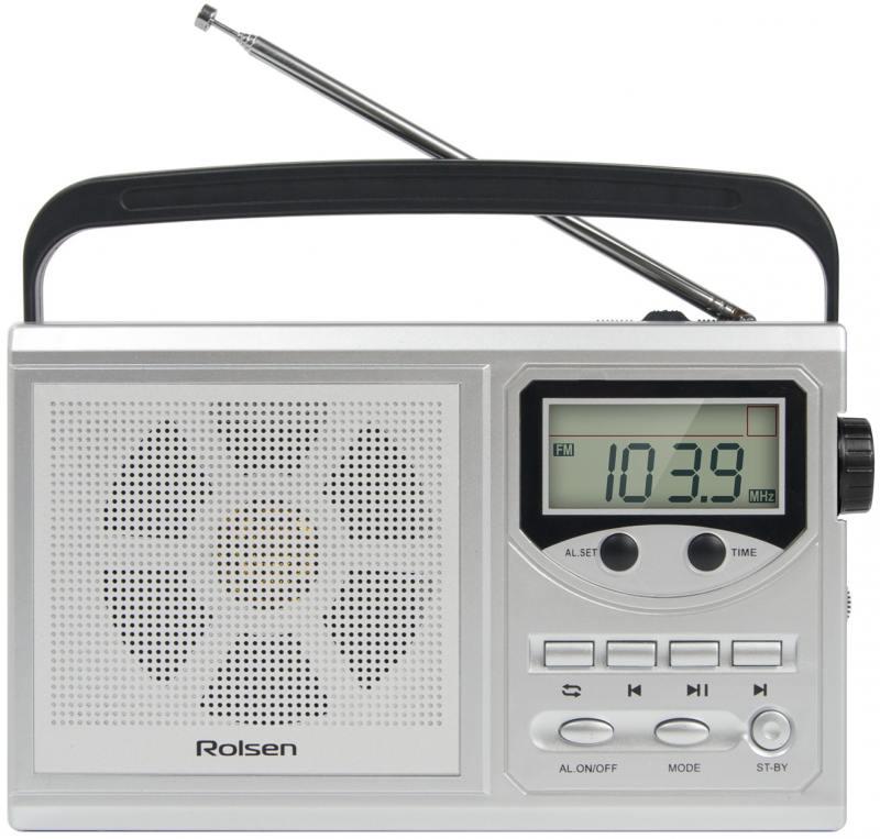 Радиоприемник Rolsen RBM-217SL