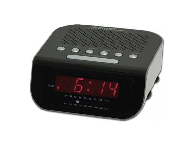 купить Часы с радиоприёмником First 2406-1