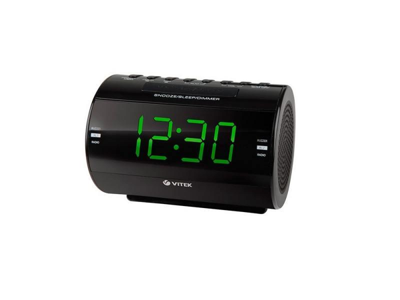 Часы с радиоприёмником Vitek VT-6604