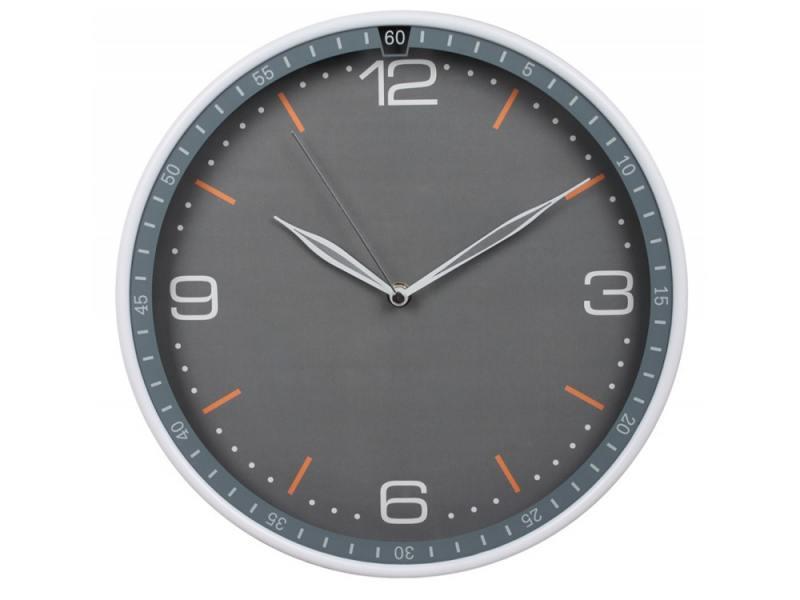 Часы настенные BURO WALLC-R06P/GRAY 812700