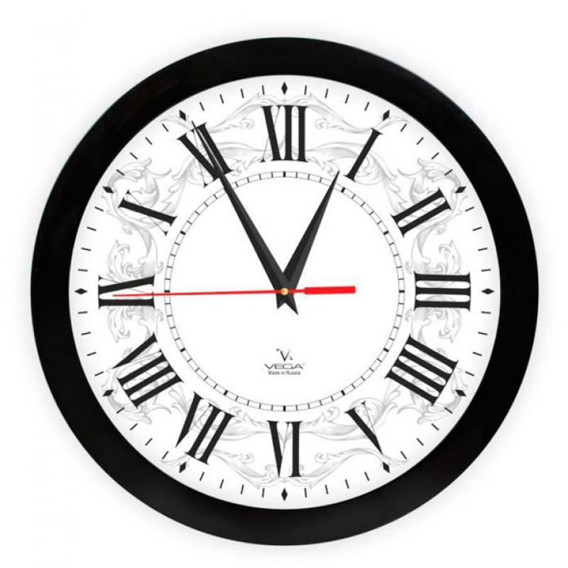 Часы настенные Вега П 1-6/7-277 цены