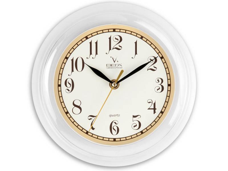 Часы настенные Вега П 6-7-84 вега вега п 6 7 7
