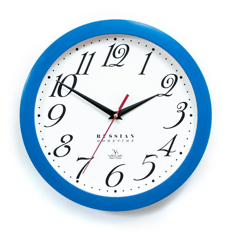 Часы Вега П-1-10/7-272