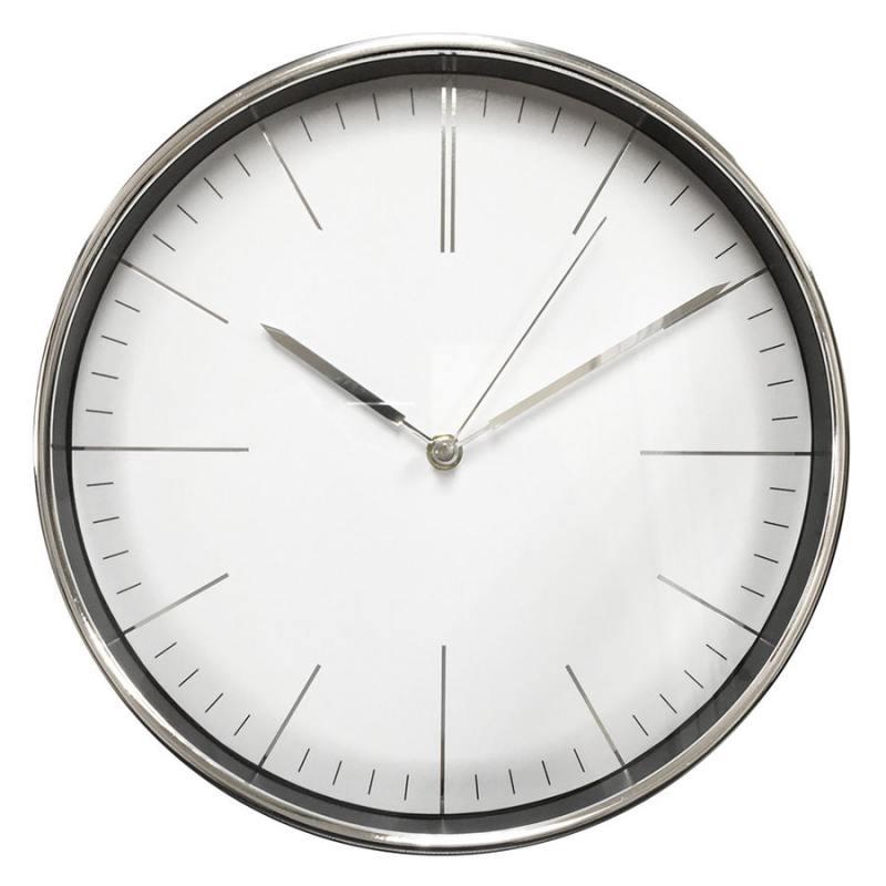 Часы настенные BURO WallC-R28P