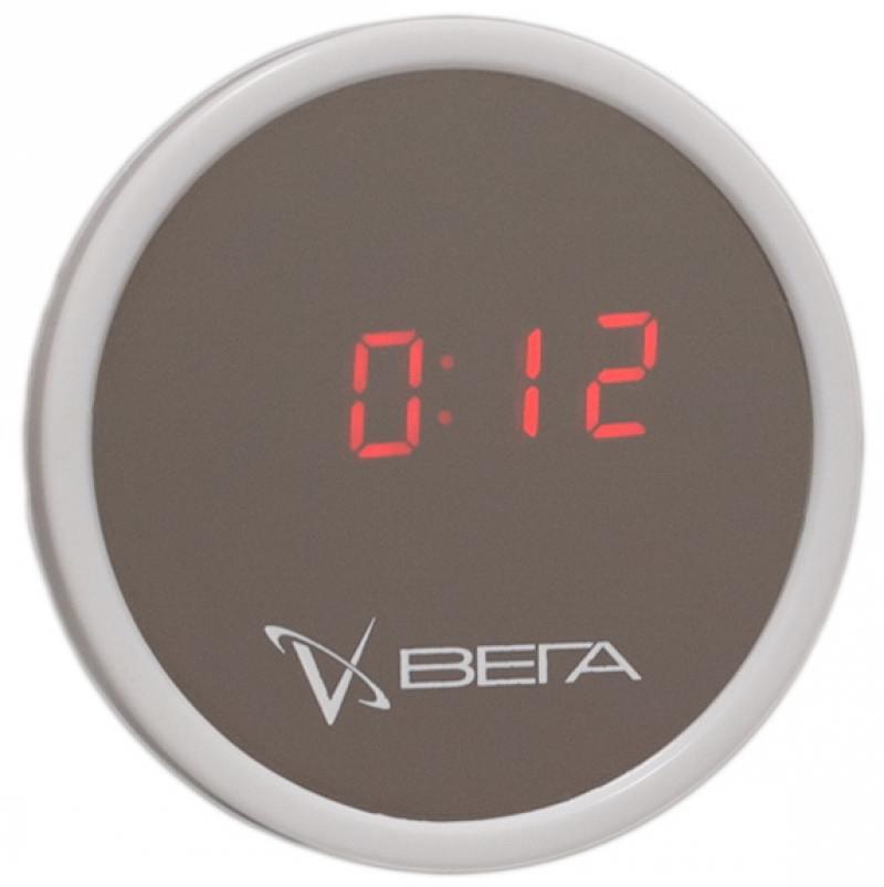 Часы настольные Вега HS 2109 белый