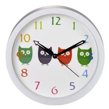 Часы настенные HAMA Owls H-123168