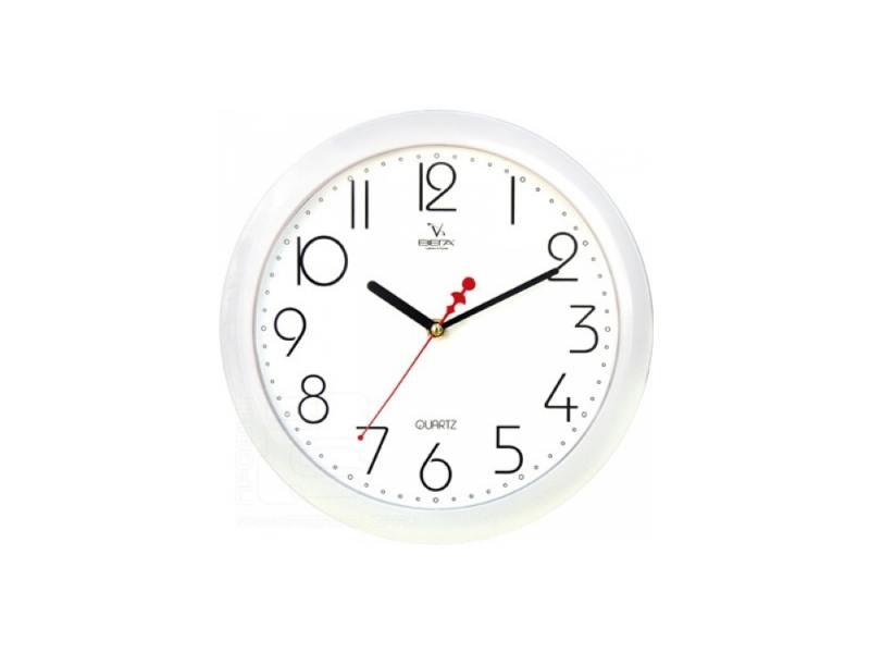 Часы настенные Вега П 1-7/7-4 часы настенные вега п 4 14 7 86 новогодние подарки