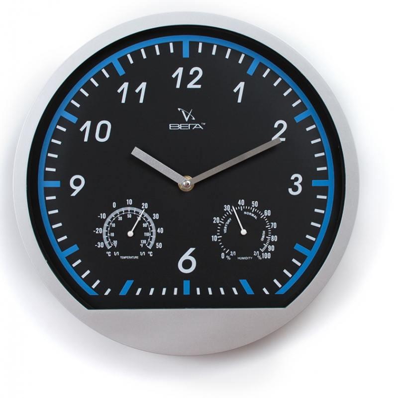 Часы настенные Вега Метеостанция Н0232