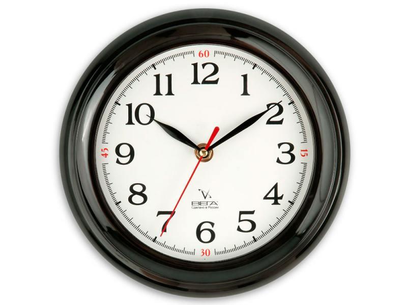 Часы ВЕГА П 6-6-18 кронштейн kromax vega 50 белый
