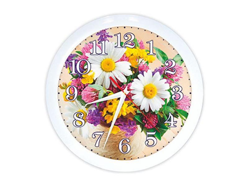 Часы настенные Вега П 1-7/7-219 купить часы мальчику 7 лет