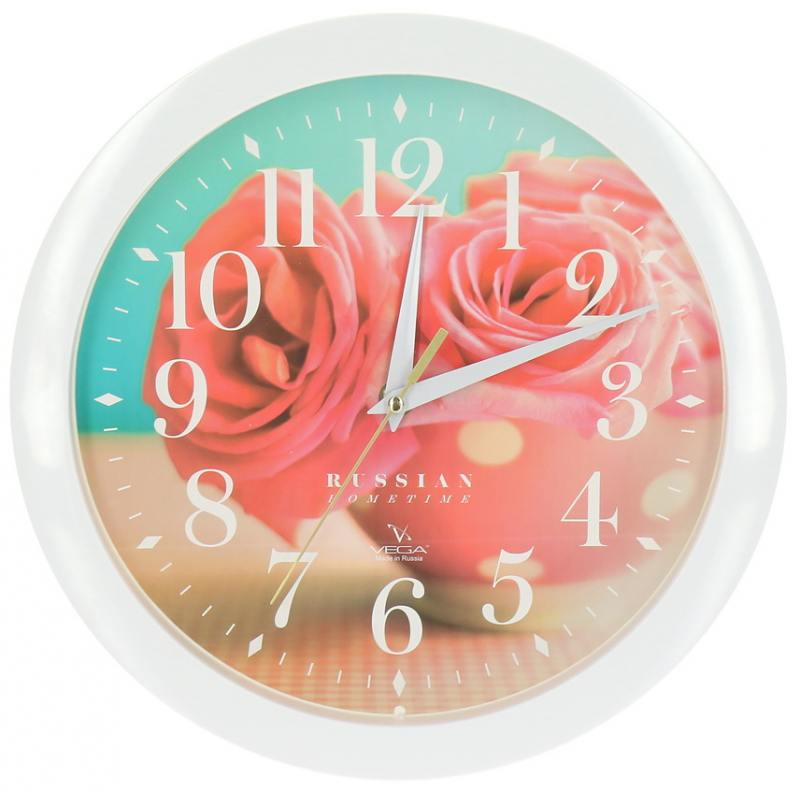 Часы Вега П 1-7/7-252