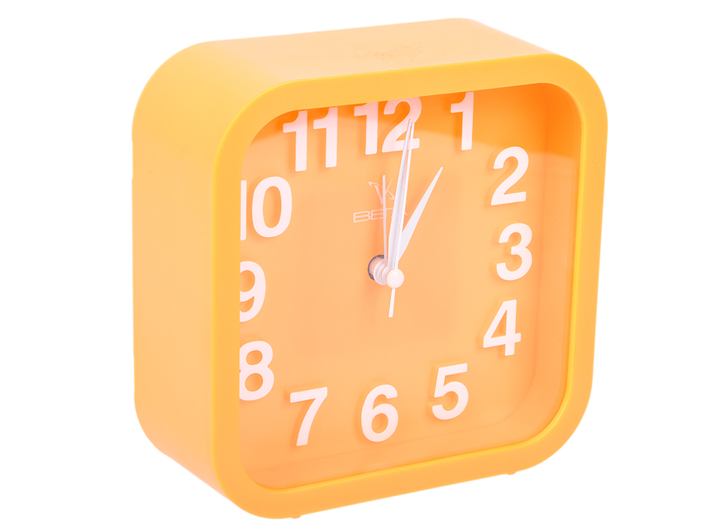 Будильник Удачное утро Вега 6091 оранжевый удачное меню