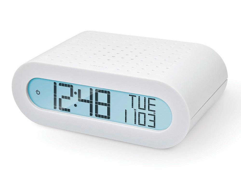 Настольные часы Oregon Scientific RRM116-w с FM-радио, белые