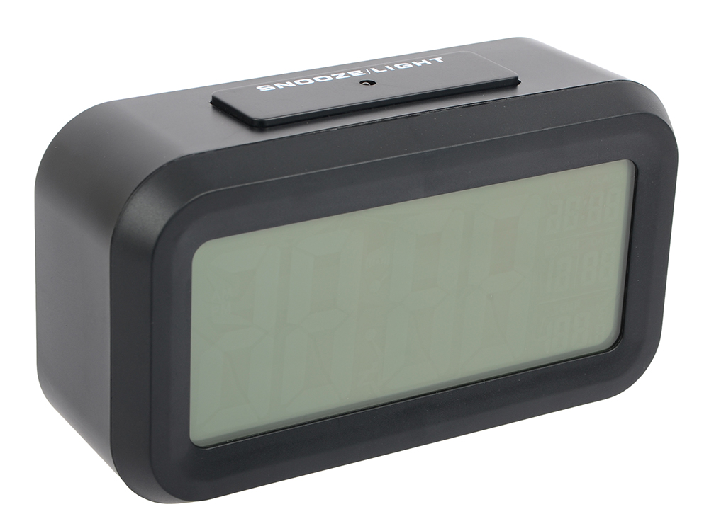 Часы электронные TFA 60.2018.01 с большим дисплеем tfa 351049 matrix ii