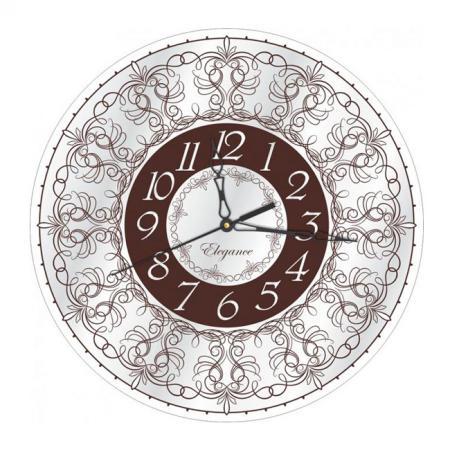 Часы ВЕГА СО 1-12 Узоры
