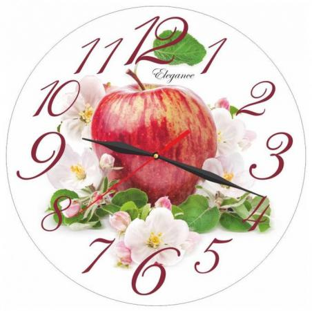 Часы ВЕГА СО 1-1 Яблоко
