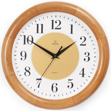 Часы настенные Вега Д1О/7-233 коричневый