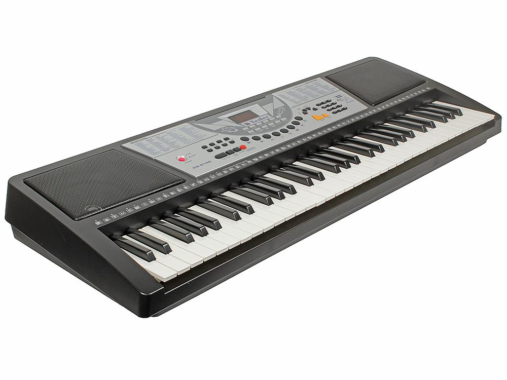 Синтезатор TESLER KB-6140 синтезатор tesler kb 6190