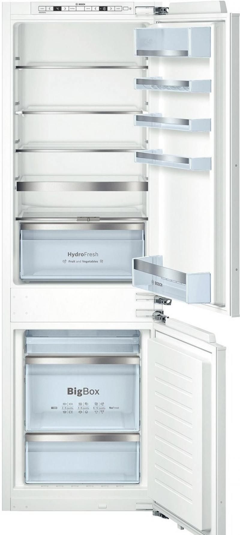 Встраиваемый холодильник Bosch KIN86AF30R встраиваемый холодильник bosch kiv 38v20ru