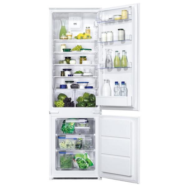 Встраиваемый холодильник ZANUSSI ZBB928465S