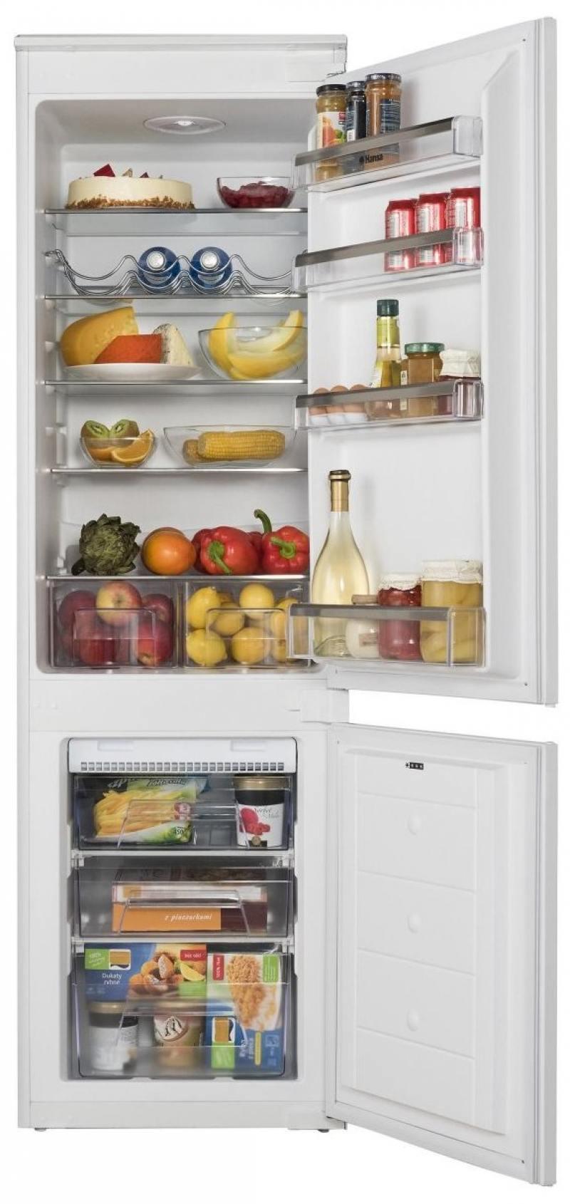 Картинка для Встраиваемый холодильник Hansa BK316.3FA