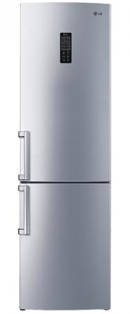 Холодильник LG GA-B489ZVCK холодильник lg ga b499ymqz 2кам 225 105л 200х60х69см сереб