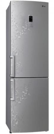 Холодильник LG GA-B489ZVSP холодильник lg ga b499zvsp silver
