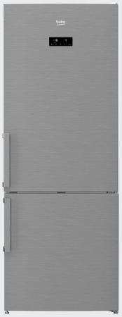 Холодильник Beko RCNE520E21ZX цена и фото