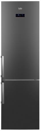 Холодильник Beko RCNK356E21X холодильник beko rcnk321e21s