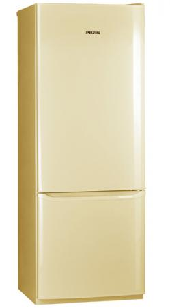 Холодильник Pozis RK-102A бежевый холодильник pozis rk fnf 170 белый с сереб накл на ручках