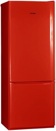 Холодильник Pozis RK-102 А красный холодильник pozis rk fnf 170 белый с сереб накл на ручках