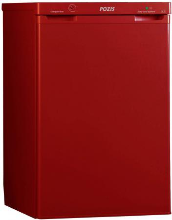 Холодильник Pozis RS-411 красный холодильник с морозильной камерой pozis rs 411 black