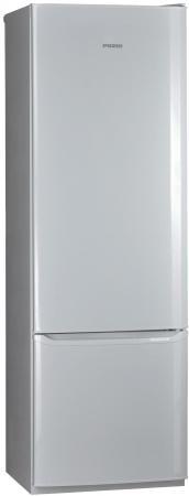 Холодильник Pozis RK-103A серебристый холодильник pozis rk fnf 170 белый с сереб накл на ручках
