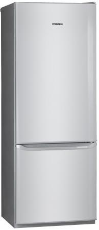 Холодильник Pozis RK-102 В серебристый холодильник pozis rk fnf 170 белый с сереб накл на ручках