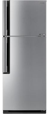Холодильник Sharp SJ-XE35PMSL холодильник sharp sj xe35pmsl