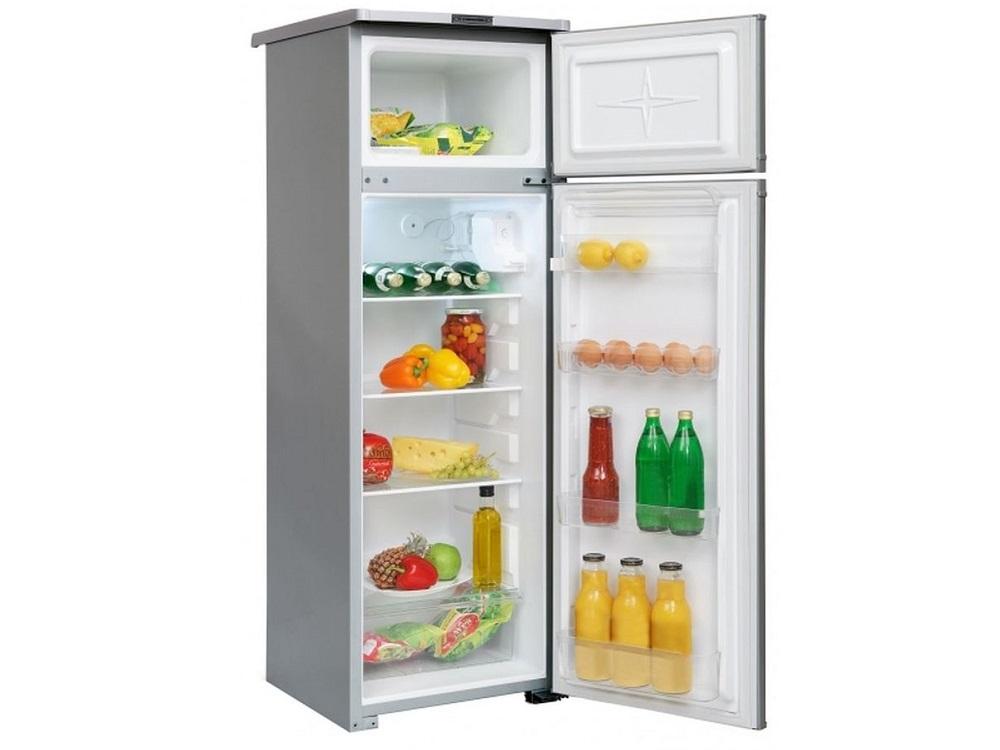 Холодильник 263 серый