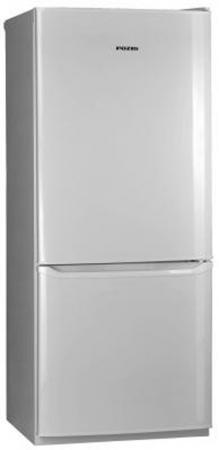 Холодильник Pozis Pozis RK-101 В серебристый холодильник pozis rk fnf 170 белый с сереб накл на ручках