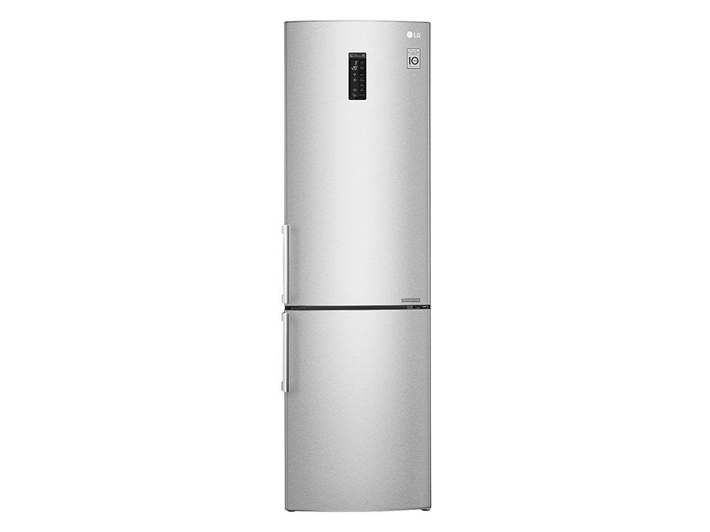 Холодильник LG GA-B499YAQZ холодильник lg ga b499zvsp silver