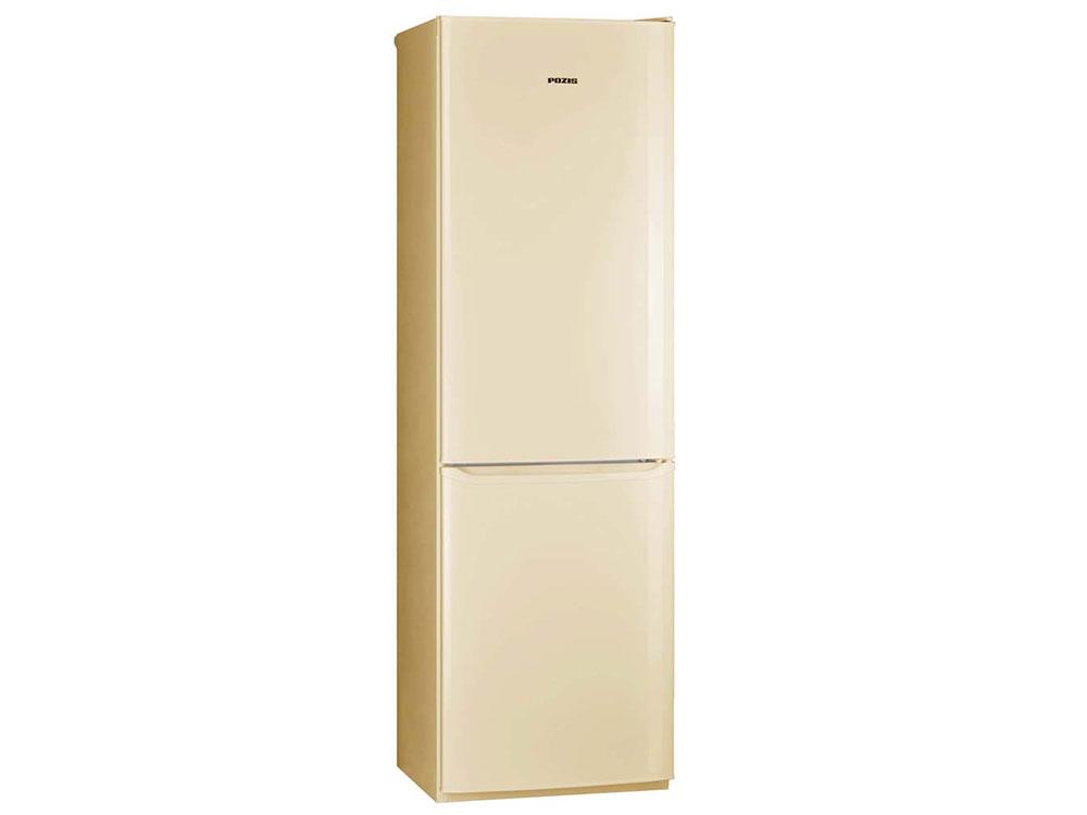 Холодильник Pozis RK-149 А бежевый холодильник pozis rk fnf 170 белый с сереб накл на ручках