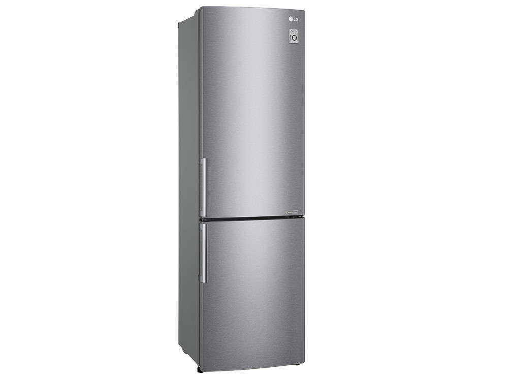 лучшая цена Холодильник LG GA-B499YLCZ