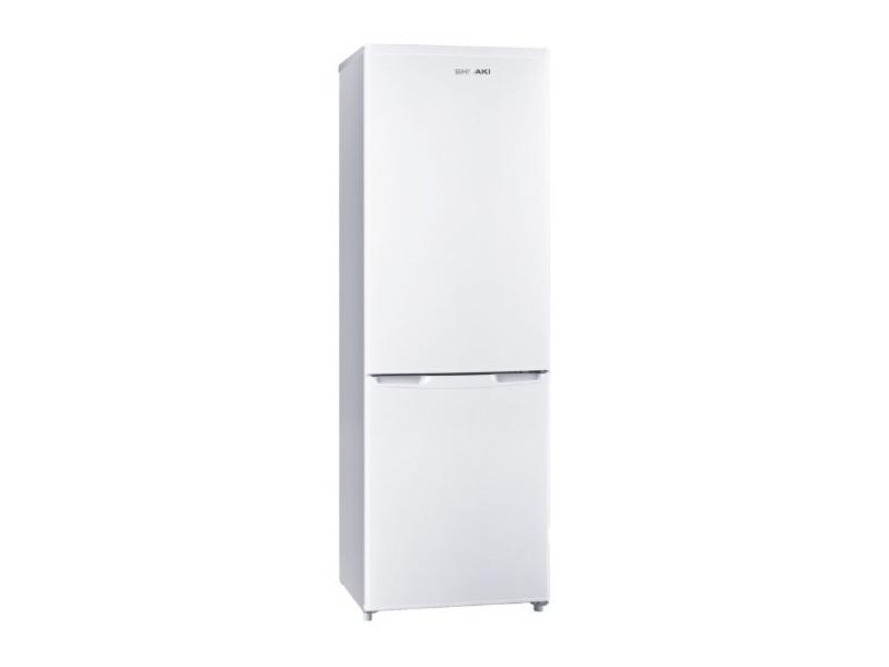 Холодильник SHIVAKI BMR-1701W холодильник shivaki bmr 1701w двухкамерный белый