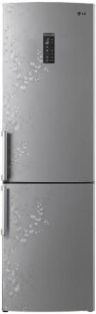 Холодильник LG GA-B499ZVSP холодильник с морозильной камерой lg ga b499zvsp