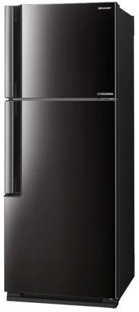 Холодильник Sharp SJ-XE35PMBK sharp sjxp59pgsl
