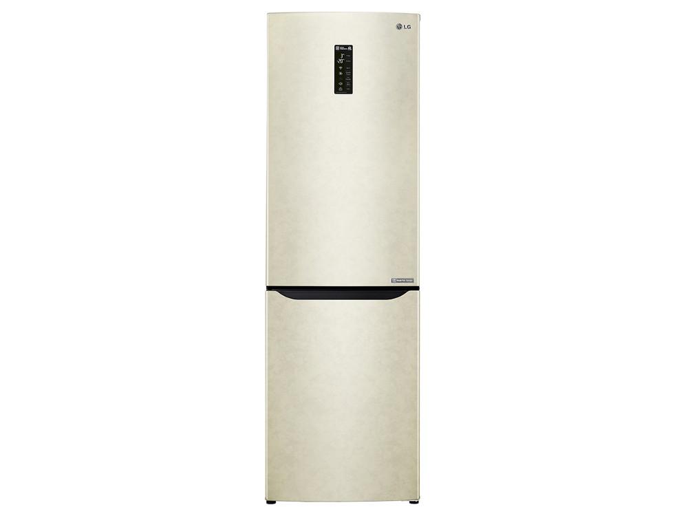 Холодильник LG GA-B429SEQZ холодильник lg ga b429seqz beige