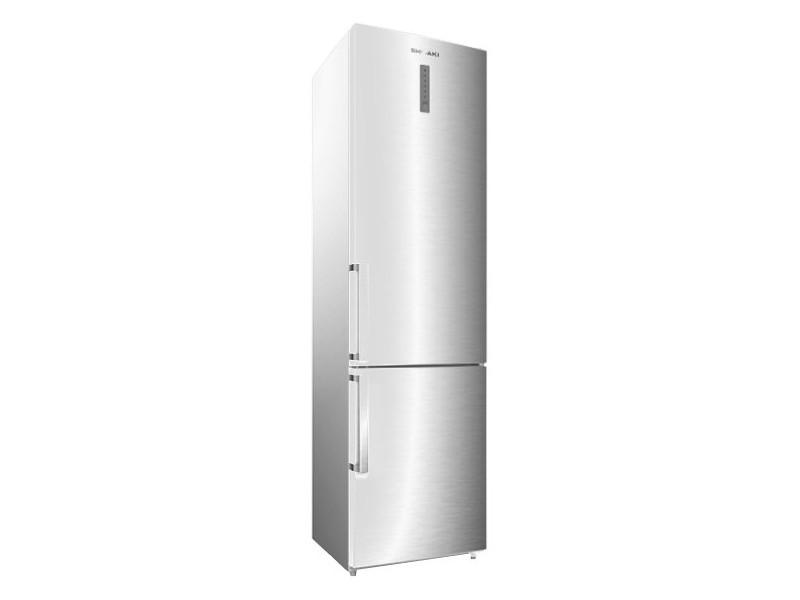 Холодильник SHIVAKI BMR-2001DNFW холодильник shivaki sdr 054s