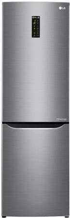 Холодильник LG GA-B429SMQZ холодильник lg ga b499zvsp silver