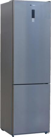 Холодильник SHIVAKI BMR-2001DNFX холодильник shivaki sdr 054s