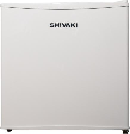 Холодильник SHIVAKI SDR-052W холодильник shivaki sdr 054s